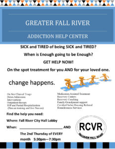 Greater Fall River Addiction Help Center @ Fall River Government Center | Fall River | Massachusetts | United States