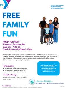 Family Fun Night @ YMCA @ YMCA  | Fall River | Massachusetts | United States