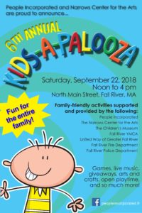 6th Annual Kids-A-Palooza @ North Main Street in Fall River, MA | Fall River | Massachusetts | United States