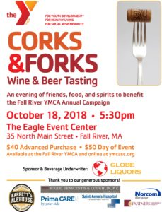 Corks & Forks @ The Eagle Event Center | Fall River | Massachusetts | United States