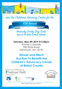 The Children's Advocacy Center's 10th Annual Kentucky Derby Day Gala @ Rachel's Lakeside