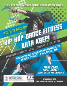 Hip Hop Dance Fitness with KBEP @ Greater Fall River RE-CREATION Center