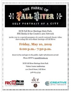 The Fabric of Fall River: Self Portrait of a City @ DCR Fall River Heritage State Park | Visitor Center Auditorium
