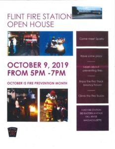 Flint Fire Station Open House @ Flint Fire Station