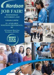 Nordson Job Fair